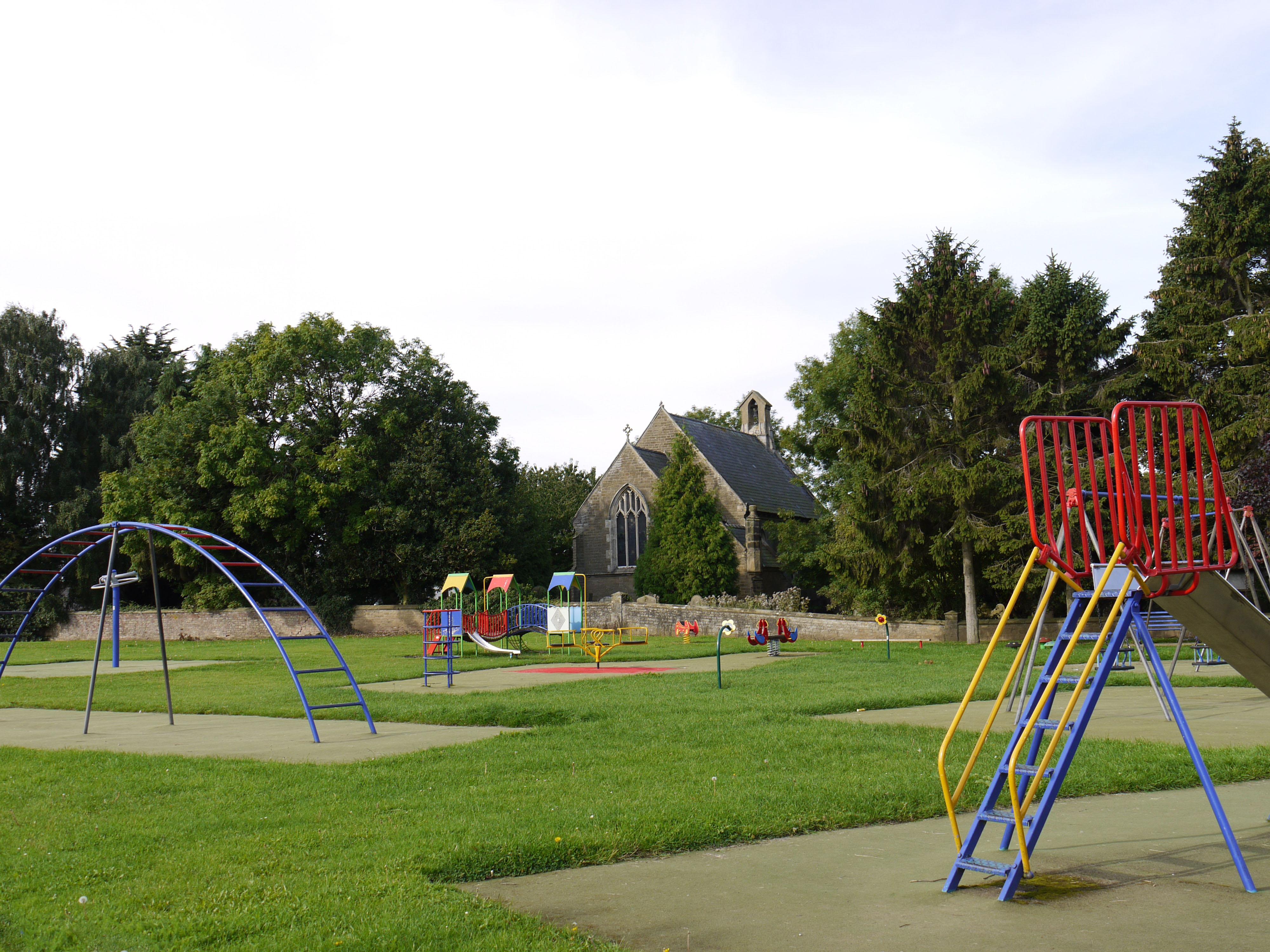 Tickton Playground