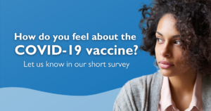 How do you feel about the COVID-19 vaccine?